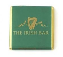 The Irish Bar 5g Personalised chocolate bars