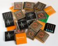 Business Personalised 5g Square Chocolates, Sweets