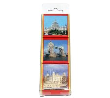 London Chocolate Souvenir, 9 chocolates, L9-1