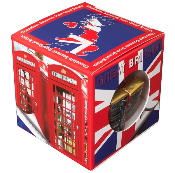 GB30, Chocolate Souvenir from Great Britain - Click Image to Close