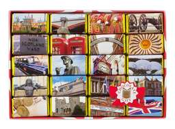 GB20, Chocolate Souvenir from Great Britain