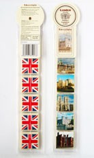 LR6, Chocolate Souvenir, London, Windsor & Hampton Court