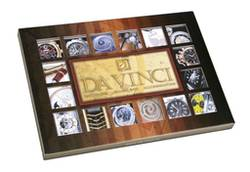 Da Vinci 24x5g Personalised chocolate gift