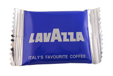 Lavazza flow-packed Personalised chocolate bars