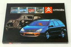 Citroen Personalised chocolate gift