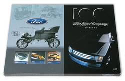 Ford Jubilee Personalised chocolate gift