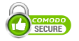 This site is protected with SSL by Comodo